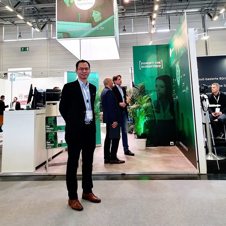 Harmony Advanced Technologies - Digital Bau Fair 2020